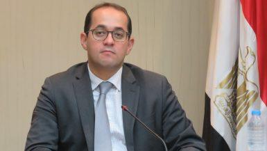 احمد كجوك نائب وزير المالية للسياسات المالية