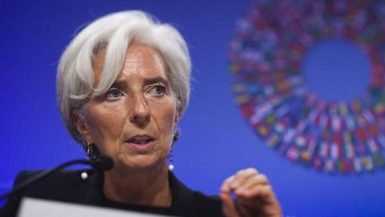 كريستين لاجارد مدير صندوق النقد الدولي