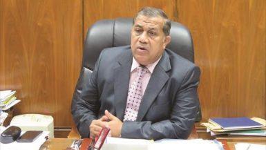 رئيس الهيئة العامة للطرق والكباري