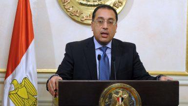 مصطفى مدبولى وزير الإسكان