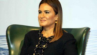 سحر نصر وزيرة التعاون الدولى والاستثمار