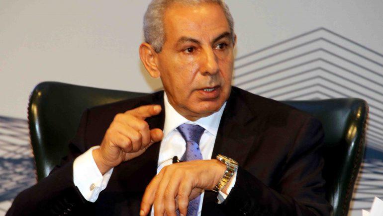 وزير التجارة والصناعة
