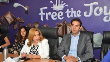 بلال الشربتلي المدير التنفيذي لموندليز مصر وشمال إفريقيا