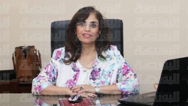 نهال المغربل نائب وزير التخطيط
