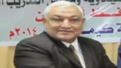 عيد الحوت رئيس شركة الصناعات الكيماوية المصرية كيما