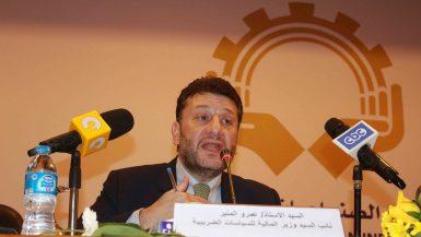 عمرو المنير نائب وزير المالية