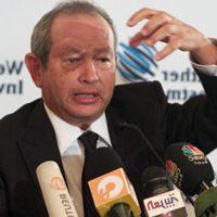 نجيب ساويرس رئيس مجموعة أوراسكوم للاتصالات، المالكة لشركة بلتون 8