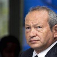 نجيب ساويرس رئيس مجموعة أوراسكوم للاتصالات، المالكة لشركة بلتون
