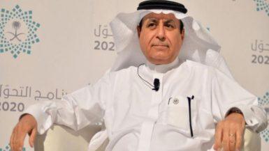سليمان الحمدان وزير النقل السعودي