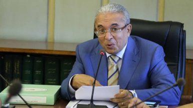 ياسر عمر، وكيل لجنة الخطة والموازنة