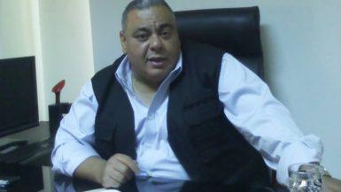 محمد المهدى الرئيس التنفيذى لنقابة المحمول والاتصالات