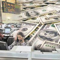 الأسهم الدولارية