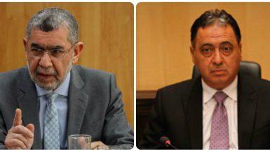 وزير الصحة ورئيس غرفة الادوية