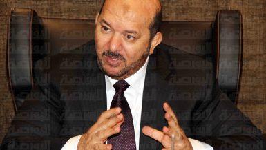 جمال الجارحى رئيس مجلس إدارة مجموعة الجارحى للصلب (1)