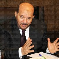 جمال الجارحى رئيس مجلس إدارة مجموعة الجارحى للصلب (2)