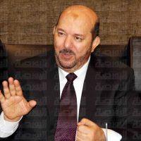 جمال الجارحى رئيس مجلس إدارة مجموعة الجارحى للصلب (3)