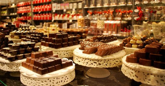 اسعار الشوكولاتة - صورة ارشيفية