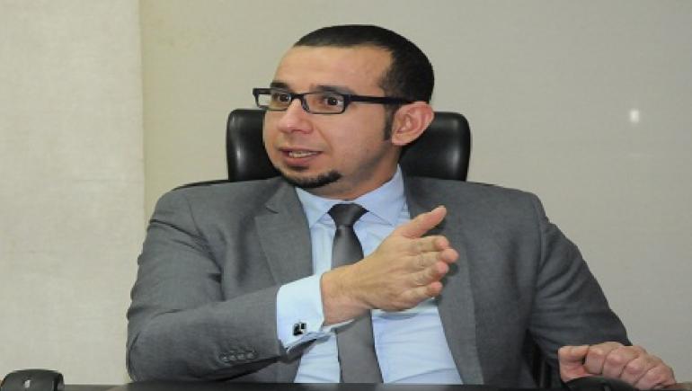 محمد رضا، الرئيس التنفيذى لبنك الاستثمار سوليد كابيتال