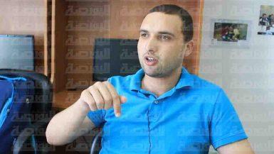 محمد الصواف الرئيس التنفيذى لتطبيق عم أمين