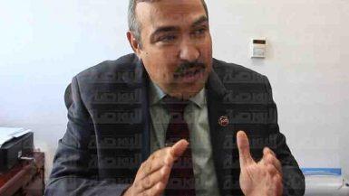 حسام عثمان المدير التنفيذى لمركز الابداع التكنولوجى