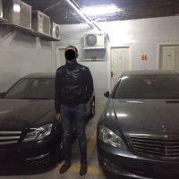 المعادى ضبط سيارات مهربة جمركيا  (3)