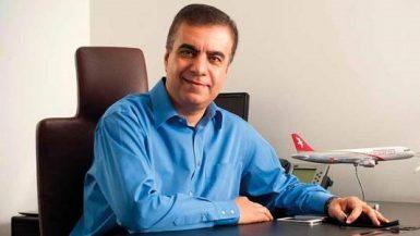 عادل العلى رئيس مجموعة العربية للطيران