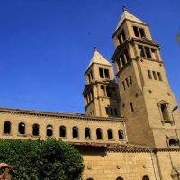 أرشيفية_ تفجير الكنيسة الكاتدرائية بالعباسية