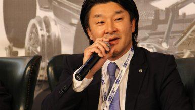 إيساو سيكيوجوتشى الرئيس التنفيذى لشركة نيسان موتورز إيجيبت