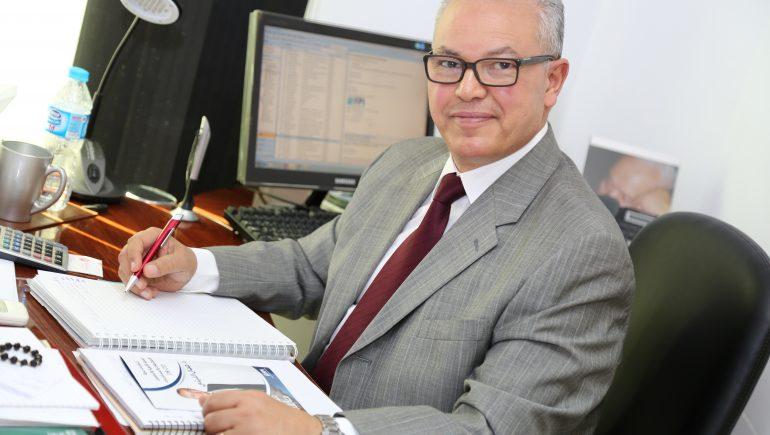 جمال الليثى .. رئيس مجلس ادارة شركة المستقبل للادوية