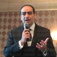عمرو عثمان رئيس شركة لوجيك للاستشارات