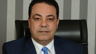 محمد عباس فايد نائب رئيس مجلس الإدارة والعضو المنتدب لبنك عَوده في مصر