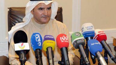 عصام المرزوق وزير النفط الكويتي