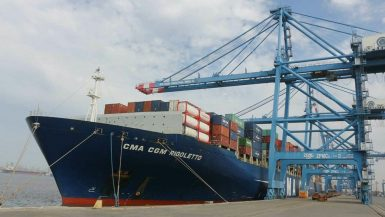 ميناء دمياط
