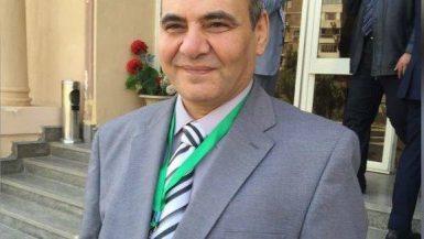 حسن محمود رئيس هيئة المحطات النووية