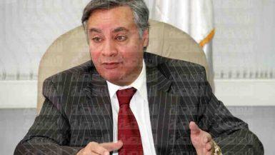أحمد عنتر رئيس جهاز التمثيل التجارى (1)