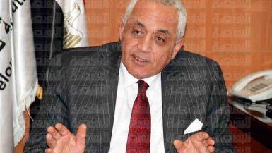 أحمد عبدالرازق رئيس هيئة التنمية الصناعية
