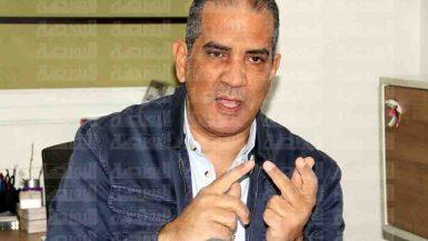 خالد الميقاتى رئيس جمعية المصدرين أكسبلونيك (3)