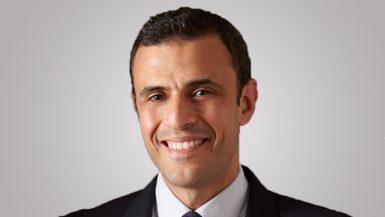 كريم عوض،الرئيس التنفيذي وعضو مجلس الإدارة بالمجموعة المالية هيرميس القابضة