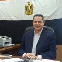 محسن طه وكيل وزارة الصحة بمطروح