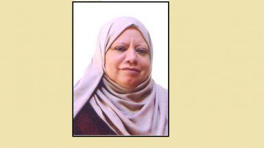 ابتهال الشافعى رئيس مجلس إدارة شركة شمال الدلتا لتوزيع الكهرباء