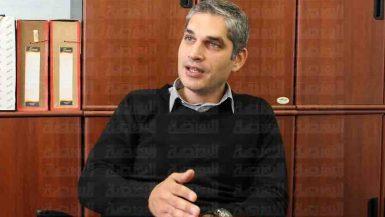 احمد المفتى المدير التجارى لشركة شرق بورسعيد للتنمية (2)