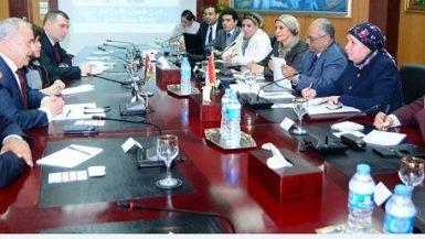 اللجنة الفنية المشتركة للتعاون الاستثمارى بين مصر والأردن