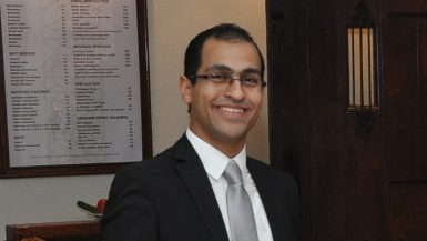 شريف سالم رئيس مبيعات الهواتف الذكية بشركة لينوفو مصر