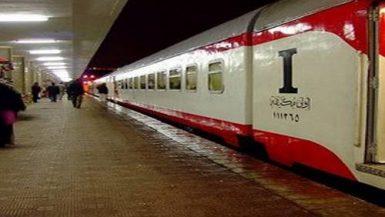 قطار الأقصر