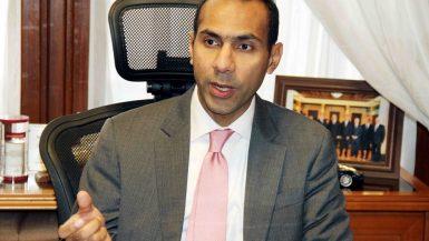 عاكف المغربى نائب رئيس مجلس إدارة بنك مصر (1)