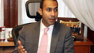 عاكف المغربى نائب رئيس مجلس إدارة بنك مصر (2)