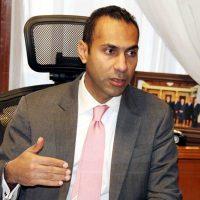 عاكف المغربى نائب رئيس مجلس إدارة بنك مصر (3)