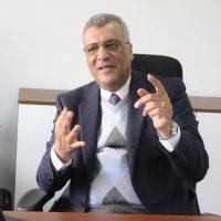 معتز بهاء الدين الرئيس التنفيذى العضو المنتدب لشركة مدينة دمياط للأثاث (2)