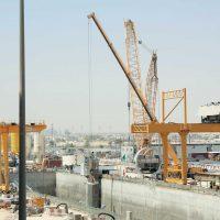 مشروعات البنية التحتية