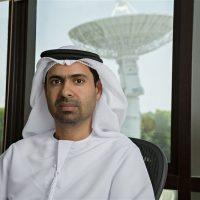 حمد الشيباني مدير عام مركز محمد بن راشد للفضاء